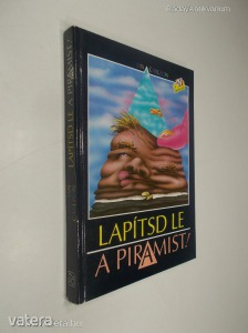 Jan Carlzon: Lapítsd le a piramist! (*89)