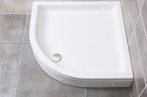 Favorit STEP zuhanytálca íves, több méretben