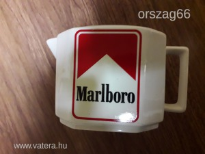 MARLBORO -porcelán kiöntő
