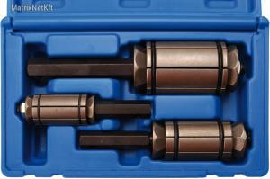 BGS-129 Kipufogó cső tágító készlet