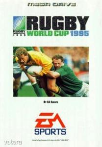SEGA Mega Drive Játék Rugby World Cup 1995