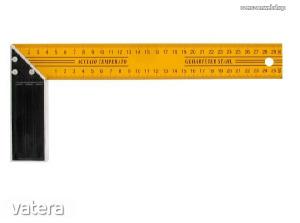 Derékszög fém 250mm Kód:068250, 218250