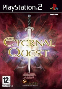 PS2  Játék Eternal Quest