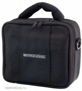 Pronomic RB-Flex mikrofon kamera felvevő táska + vízálló huzat