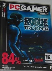 PC  Játék Rogue Trooper - PC Gamer