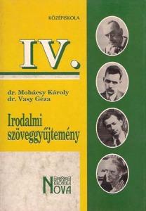 Irodalmi szöveggyűjtemény IV.