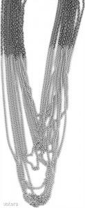 Shagafi fém nyaklánc