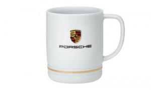 Porsche Porcelán bögre, porsche 0.4 literes (2021 modellév)