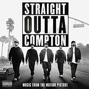 FILMZENE - Straight Outta Compton CD