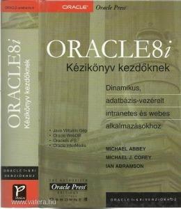 ORACLE8i - kézikönyv kezdőknek