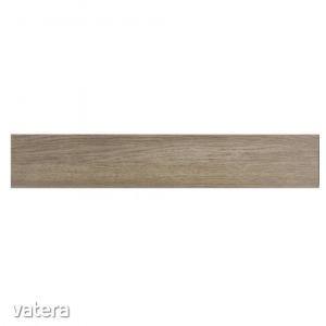 Járólap szegély, Woodstyle, matt, világosbarna, 8 x 45 cm