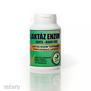 Medaquatica Laktáz-Enzim Forte - 30 db