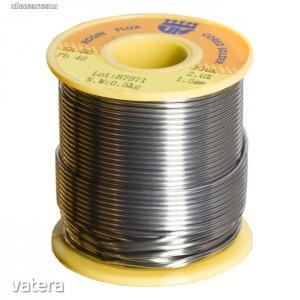 Forrasztó ón Ø 1,5 mm - 0,5 kg (55088)
