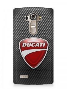 Ducati mintás LG G4 tok hátlap