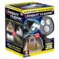 Night Hawk SuperBright LED kültéri mozgásérzékelő biztonsági reflektor