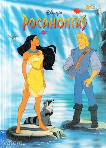 Pocahontas    Klasszikus Walt Disney Mesék könyv