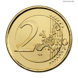 Görögország aranyozott 2 Euro 2004 Olimpiai játékok Athén