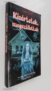 Hans Holzer: Kísértetek, megszállottak / Természetfeletti parapszichológia (*89)