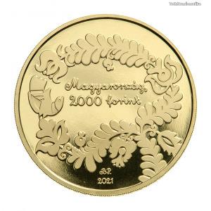 Égig érő fa 2000 Forint 2021