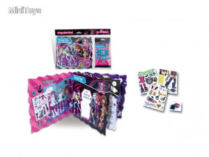 Monster High: Album matricákkal