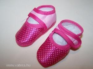 kislány bébi baba cipő kocsicipő KÉSZLETEN