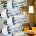 7 wattos LED izzó - 5 db /csomag