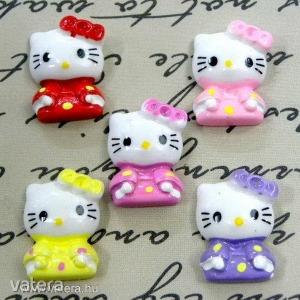 Hello Kitty mini díszítő figura / Kaboson / Kimono