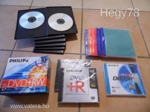 Írható DVD