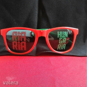 Ria Ria Hungária Hajrá Magyarország összecsukható szurkolói napszemüveg
