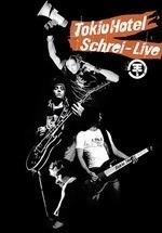 TOKIO HOTEL - Schrei Live DVD