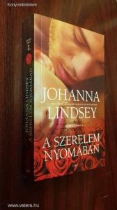 Johanna Lindsey - A szerelem nyomában (Sherring Cross trilógia 3)