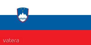 Nemzeti lobogó ország zászló nagy méretű 90x150cm - Szlovénia, szlovén