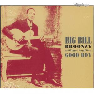 Big Bill Broonzy Good Boy CD Új!