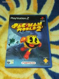 Pac-man world 2 ps2 játék