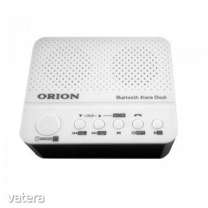 Orion OALC 5608W - Ébresztőórás rádió , fehér , Bluetotth 3.0