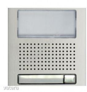 GOLMAR N1110/AL NEXA 1 nyomógombos audió/video kültériegység modul