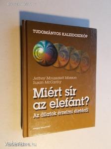 J. Moussaieff Masson, Susan McCarthy: Miért sír az elefánt? (*98)
