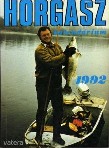 Dr. Hunyady Attila-Ferenczy Dénes(szerk.): Horgász