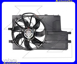 MERCEDES  A  Long  W168  2001.03-2004.05  Hűtőventillátor  360mm/300W    A140/A160/A170/A190/A210...
