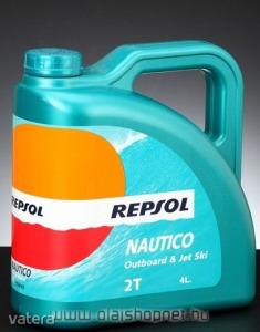 REPSOL NAUTICO OUTBOARD & JET SKI 2T 4L