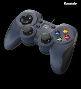 Logitech Gamepad F310 USB Gamepad Blue 940-000111/940-000135