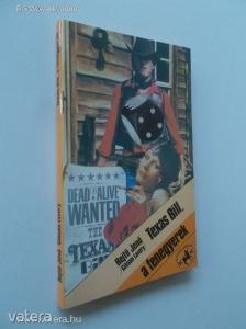 Rejtő Jenő: Texas Bill, a fenegyerek (*88) - Vatera.hu Kép