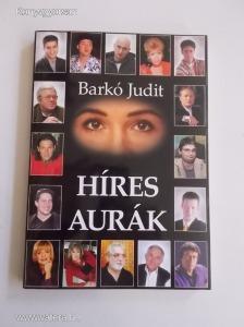 Barkó Judit : Híres aurák  (*610)