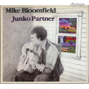 Mike Bloomfield Junko Partner CD Új!