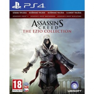 Ps4 assassin's creed the ezio collection - Játék