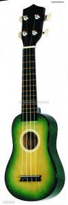 MSA ukulele, zöld