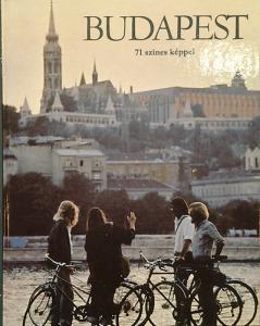 Sivó Mária szerk.: Budapest 71 színes képpel