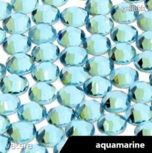 Crystal Strassz - SS3 Aquamarine