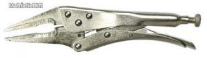 BGS-475 Grippfogó hosszú pofával, 225mm