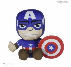 Amerika Kapitány plüss figura